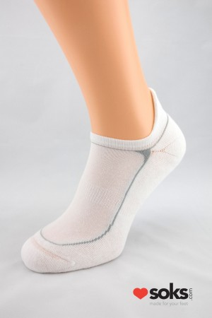Mini Fitness Deodorant Ankle Socks