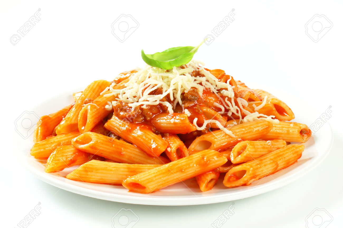 Feed Pictures - Penne Pasta With Meat Sauce Pictures