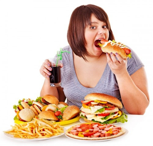 unhealthy diet and diabetes